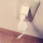 [備忘録]iPod touch 5thの電源ケーブルが調子悪い→替えた