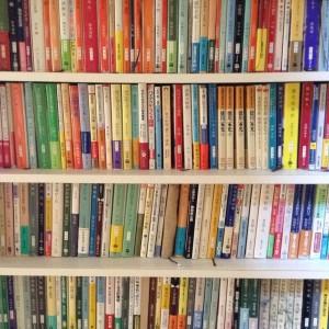 奥野宣之さんが話す「目が洗われるような本棚」