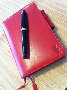 ◆手帳用に万年筆を買う